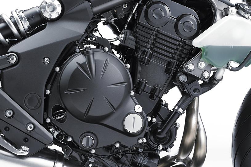 2014 Ninja 650r Motorcycle Template