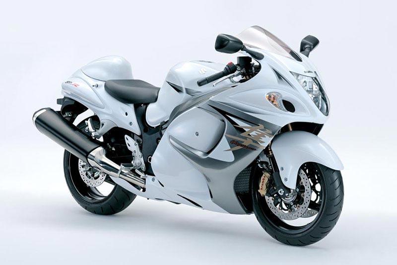 2014 Hayabusa | Motorcycle template