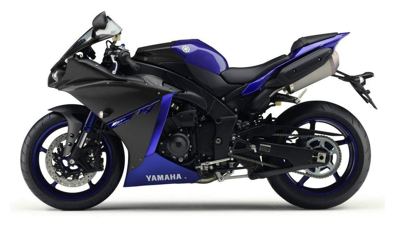 2014 yzf r1 motorcycle template