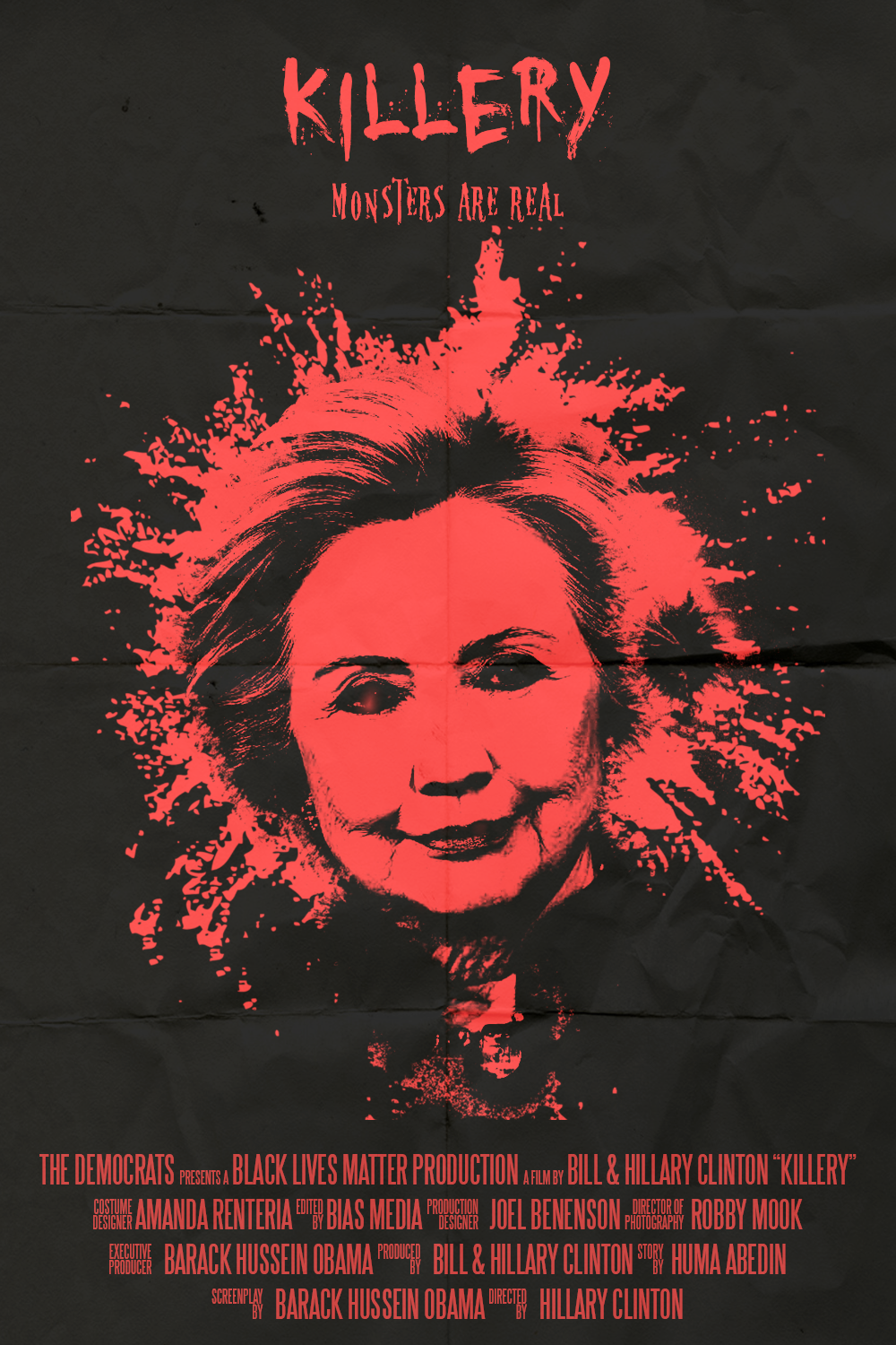 """Killery"" movie poster"