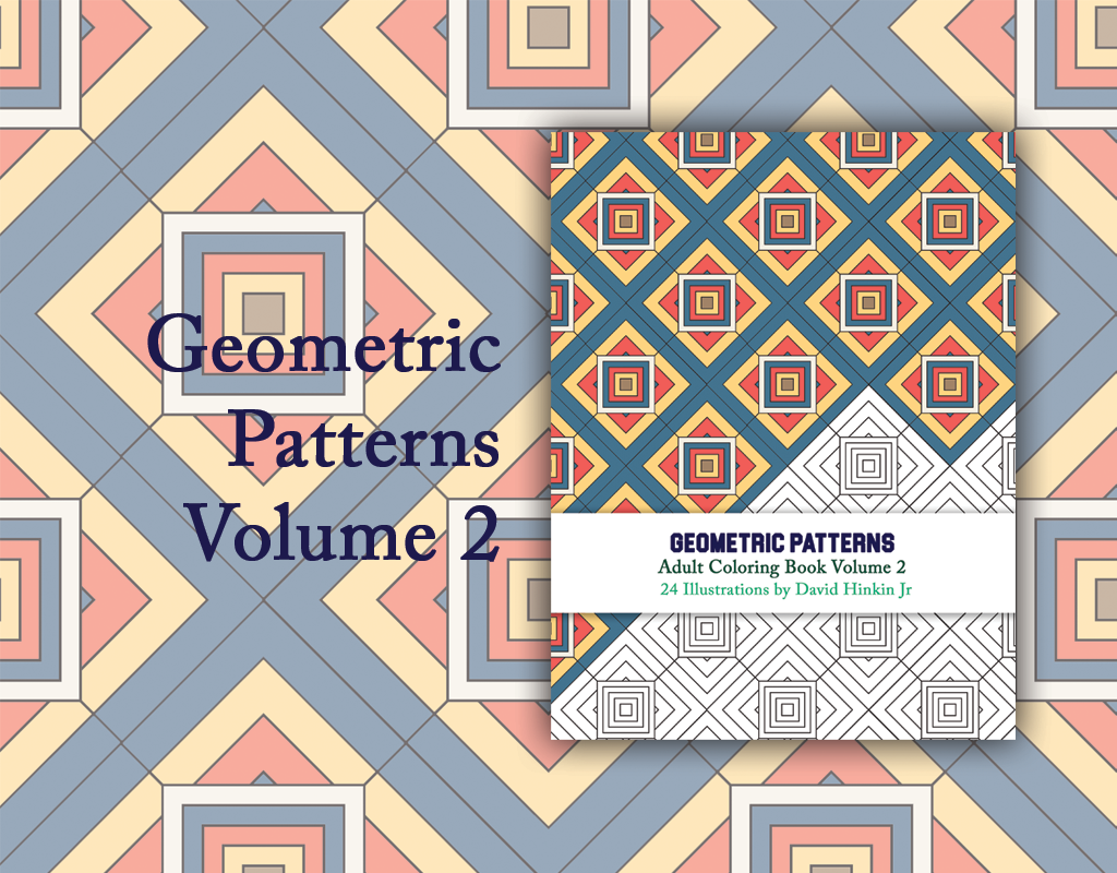 geometric patterns volume 2