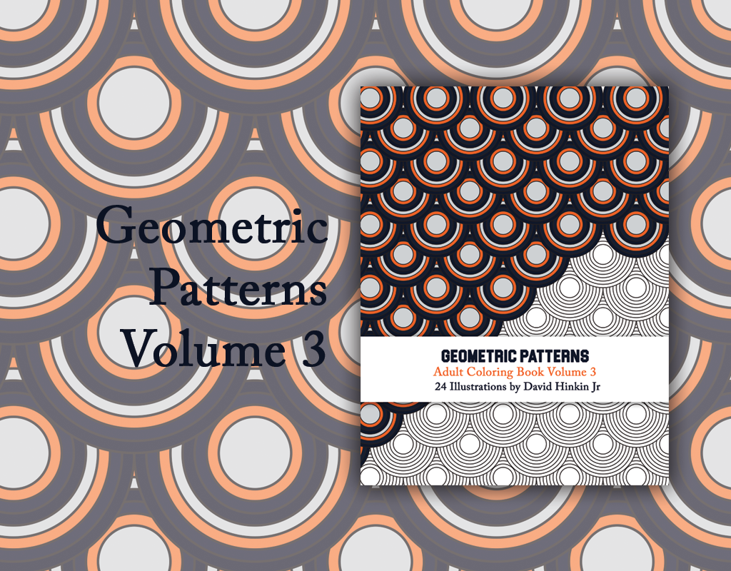 geometric patterns volume 3