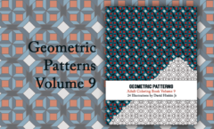 geometric patterns volume 9