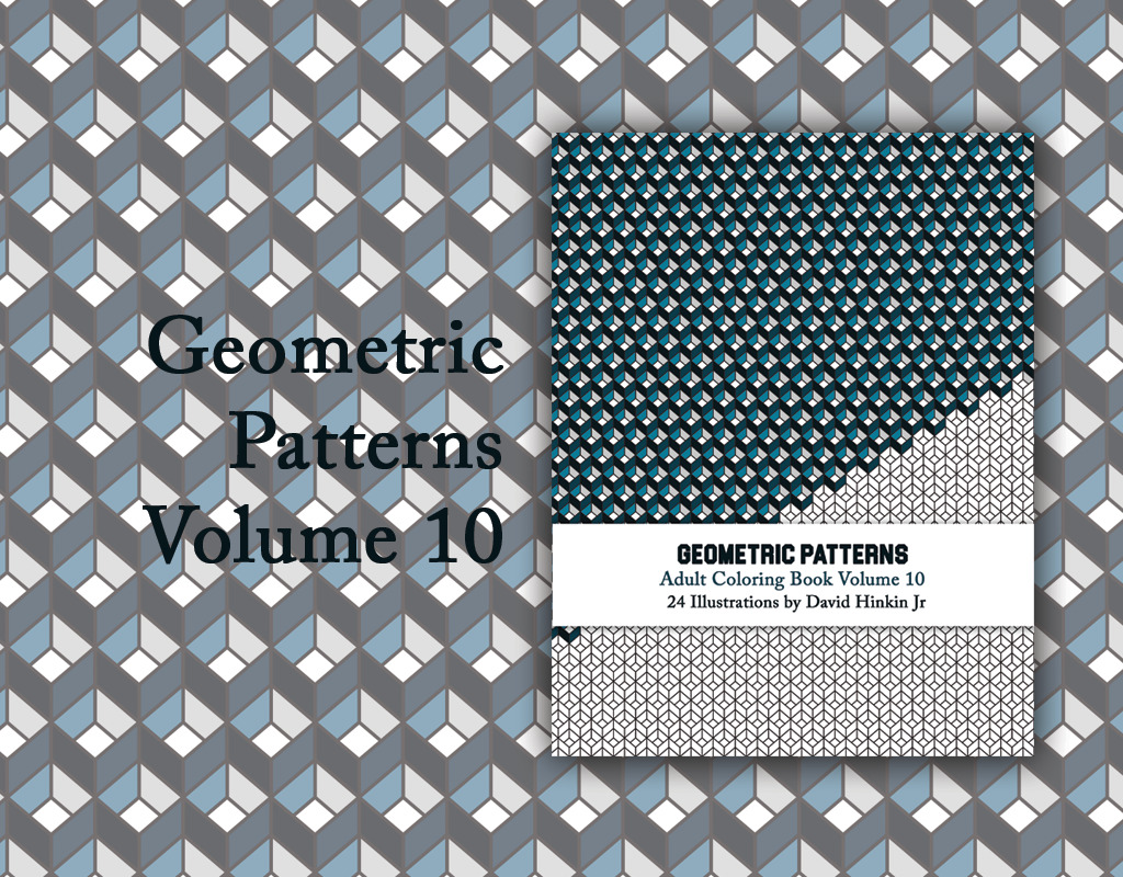 geometric patterns volume 10