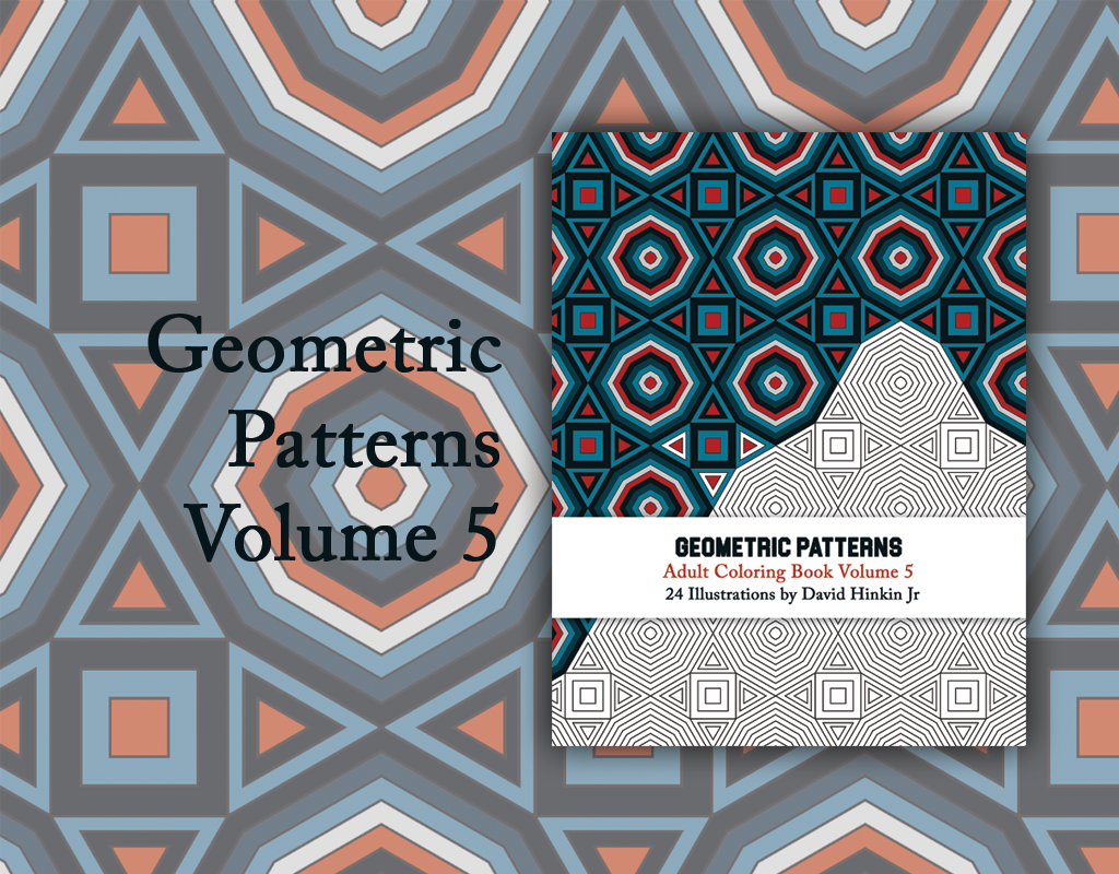 geometric patterns volume 5