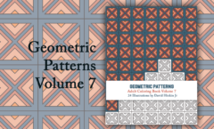 geometric patterns volume 7